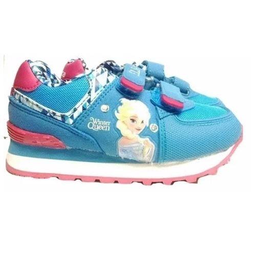 Mmk Off Frozen Luces Ct Elsa Ice Zapatillas 1lKcTJF3