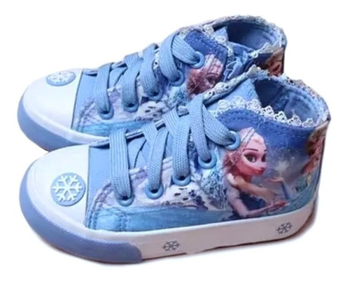 zapatillas frozen petalos para ti