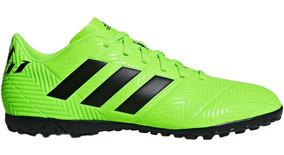 revisa d5aea 60da7 Zapatillas Futbol adidas Nemeziz Tango 18.4 Grass Sintetico