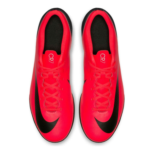 zapatillas futbol nike mercurial vaporx 12 club cr7 tf grass
