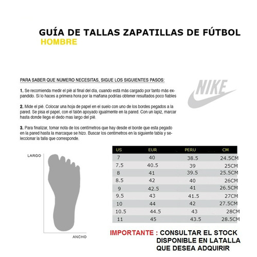 zapatillas futbol nike tiempo lengend x 7 tf grass nuevo