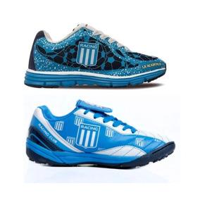 Azul De Libre Zapatillas Addnice En Mercado Futbol 11 DeEHIYWb29