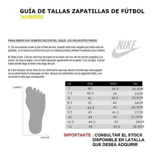 zapatillas futsal nike phantom vision academy df ic oferta
