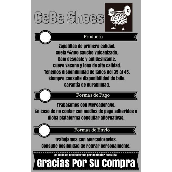 f0f07549c Zapatillas Gebe Authentic Negro Skate Oferta Ultimos Pares! -   690 ...