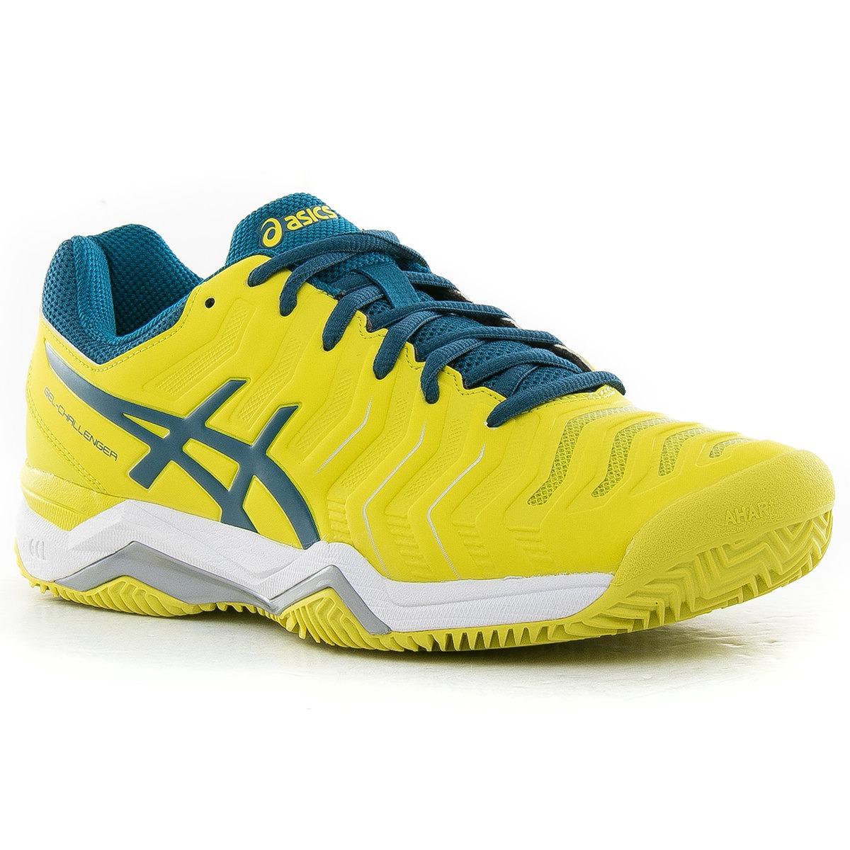 zapatillas amarillas asics