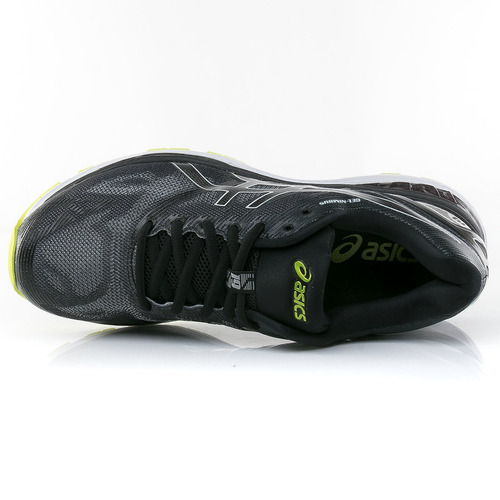 zapatillas gel-nimbus 19 black asics sport 78