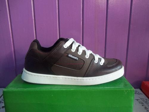 zapatillas glock modelo terra skate