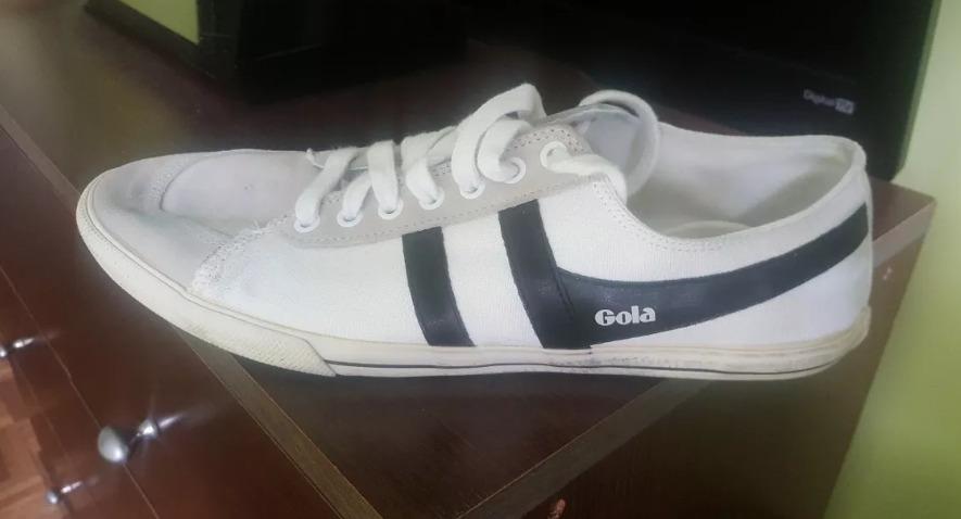 1e33769556b Zapatillas Gola Talle 44 -   1.200