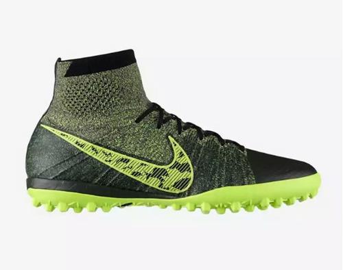 zapatillas grass artificial nike superfly elastico a pedido