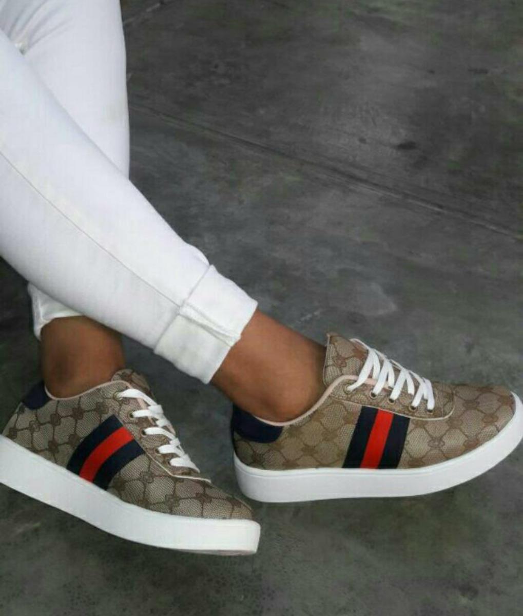 zapatillas gucci de mujer. Cargando zoom. 186b21dbc1c