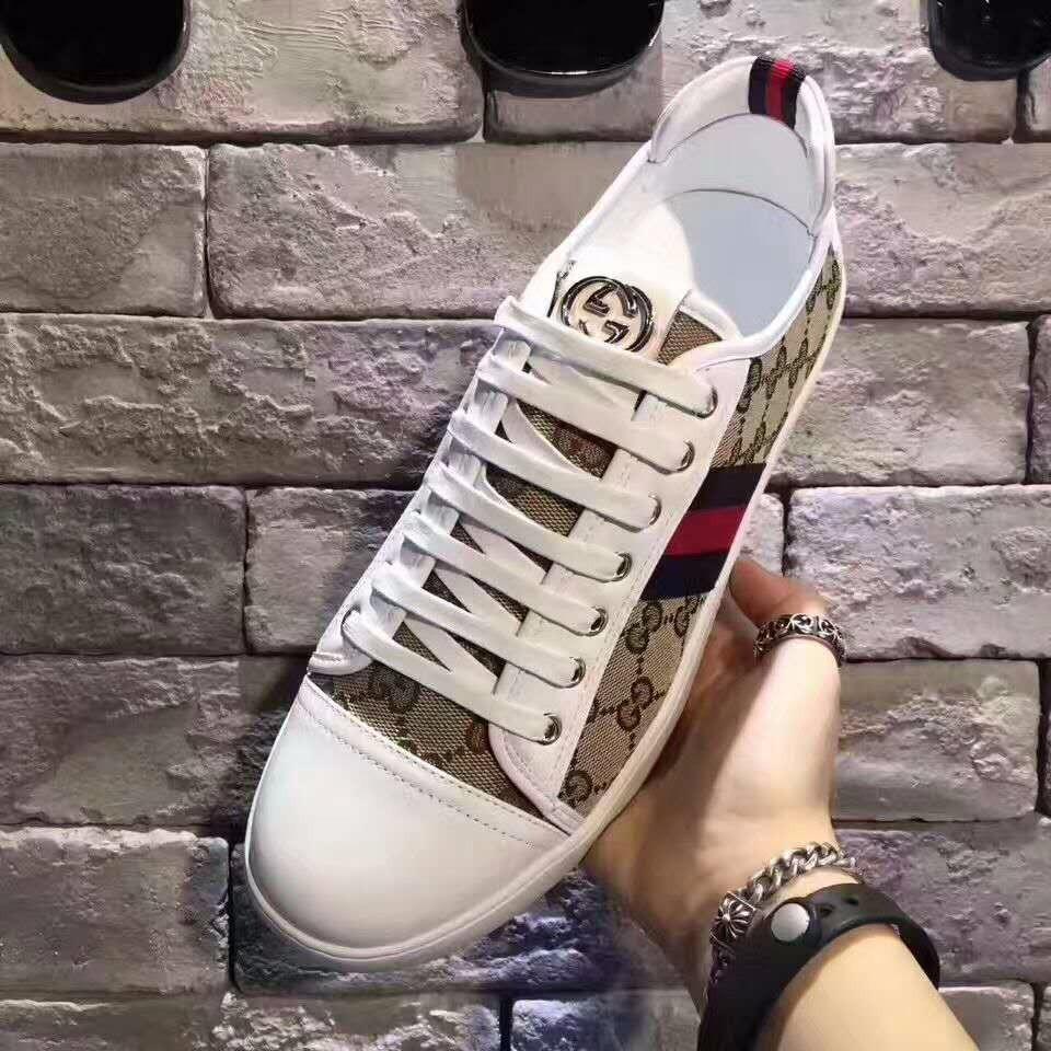 Zapatillas Gucci - Marca Exclusiva   Exclusive Line 17 - S  599 bffc1be1d97