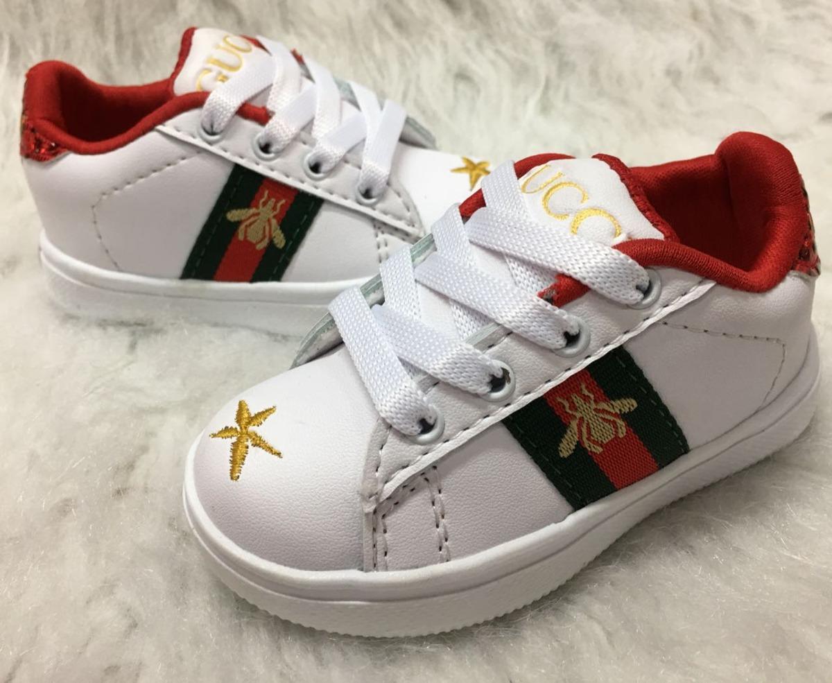 Zapatillas Gucci Niños -   99.000 en Mercado Libre 072e93f7c46