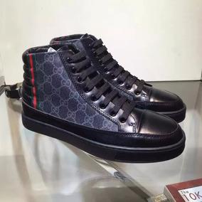fotos oficiales 789a4 600af Zapatillas Gucci - Tipo Bontin / Exclusive Line 31
