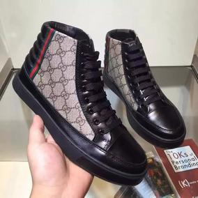 San Francisco e4a01 d4c22 Zapatillas Gucci - Tipo Botin / Exclusive Line 34