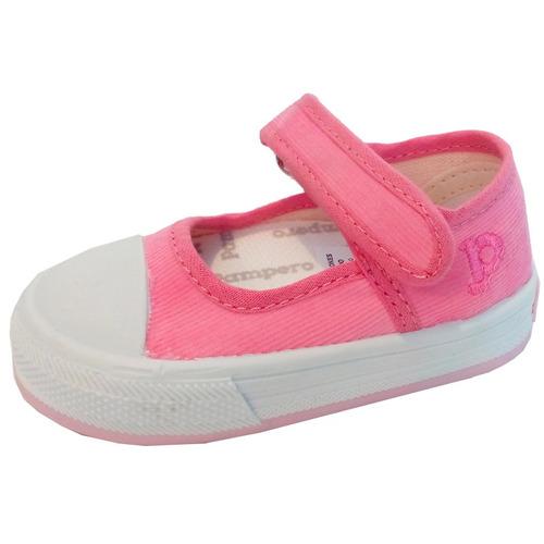 zapatillas guillermina niñas abrojo  pampero  cata 024810117