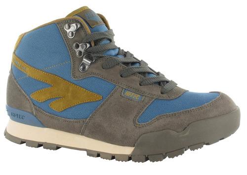 zapatillas hi-tec sierra lite original hombre