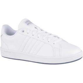 zapatillas de hombre adidas blancas