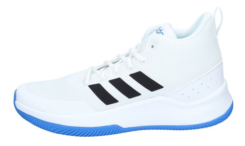 zapatillas hombre adidas basketball speed end2end blanca-316