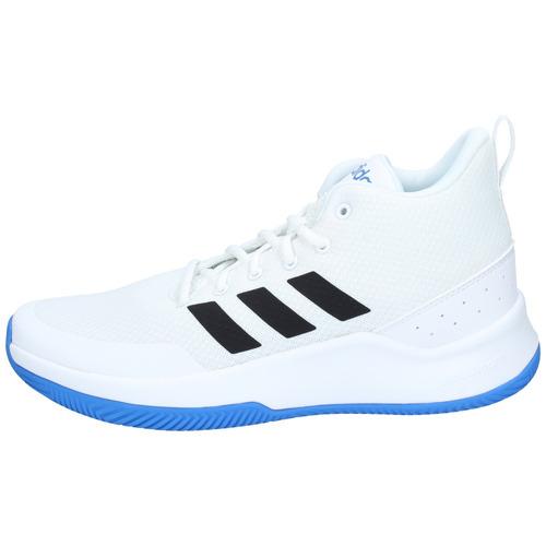 zapatillas hombre adidas basketball speed end2end blanca-316