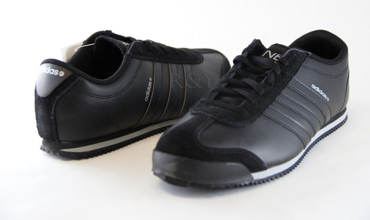 zapatillas negras hombres adidas