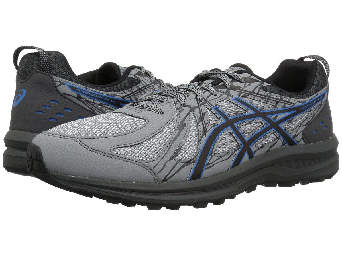 zapatillas trail hombres asics
