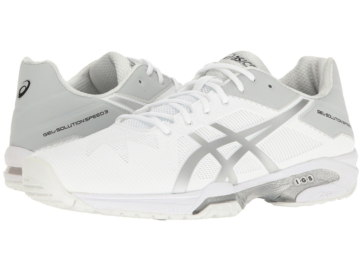 asics gel solution hombre