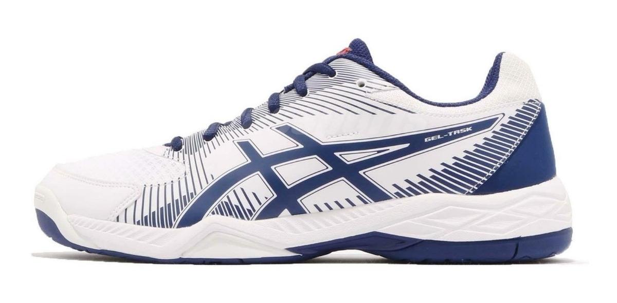 zapatillas badminton hombre asics