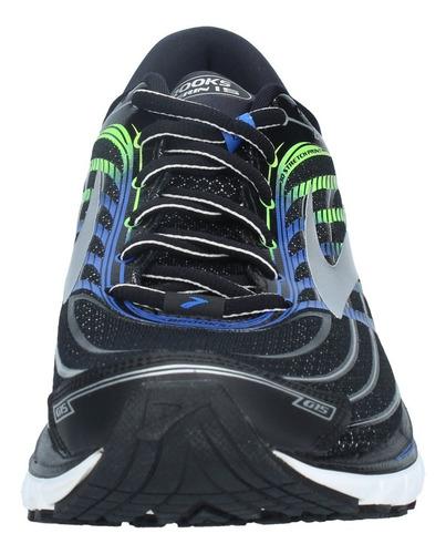 zapatillas hombre brooks running glycerin 15 negro-2925