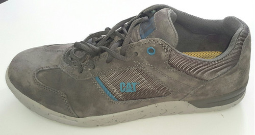zapatillas hombre cat gris talles 44 street chasm ***