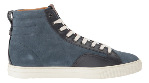 zapatillas hombre coach c227 mixed material high top