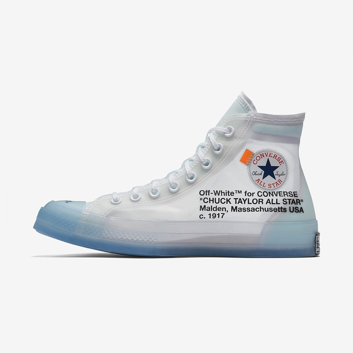 2converse x off white zapatillas