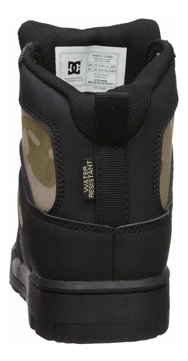 promo code bf106 2a7cd Zapatillas Hombre Dc Pure High-top Wr