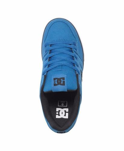 zapatillas hombre dc pure tx // skate // urbanas // envios