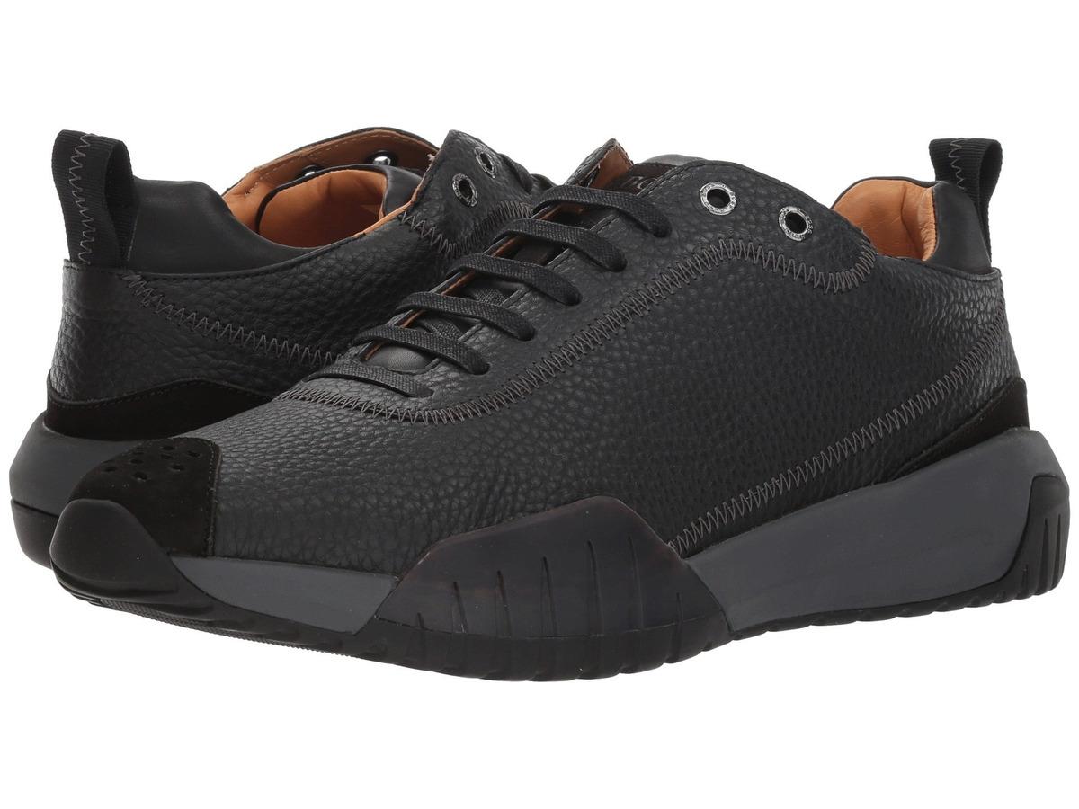 zapatillas hombre hugo boss storm running grainy leather. Cargando zoom. 8c5365406d5