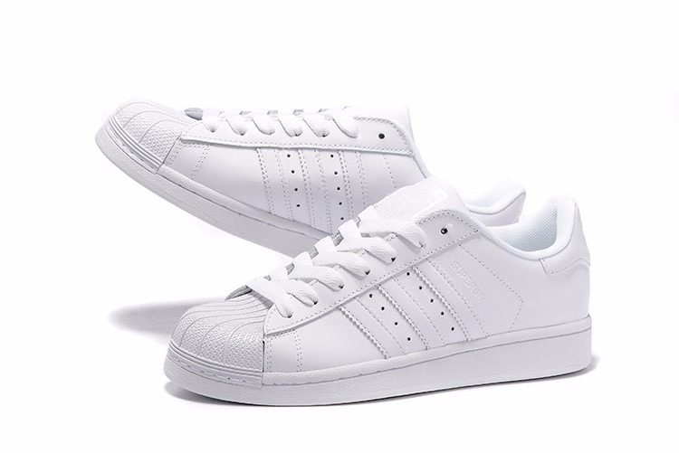 zapatillas superstar blancas adidas