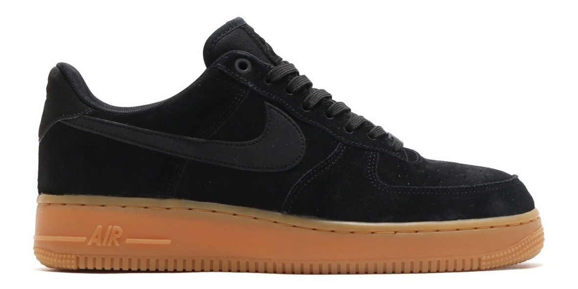 air force one negras hombre baratas online