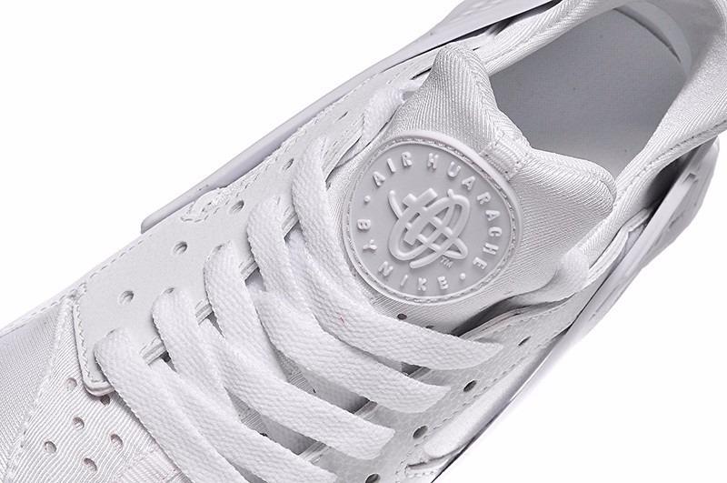 1ed794ff98450 zapatillas hombre mujer nike air huarache blancas sneakerbox. Cargando zoom.