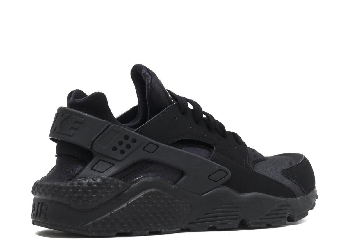 95114346cac03 zapatillas hombre mujer nike air huarache negra   sneakerbox. Cargando zoom.