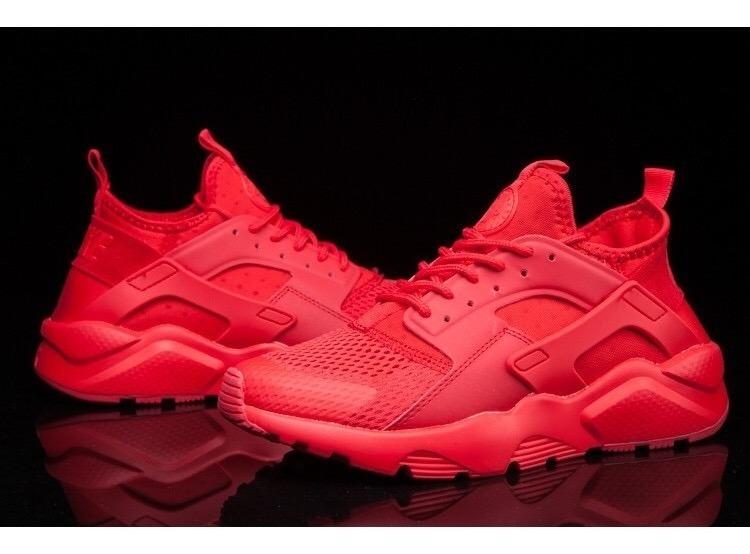 zapatillas rojas nike mujer