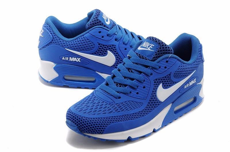nike air max 90 azul