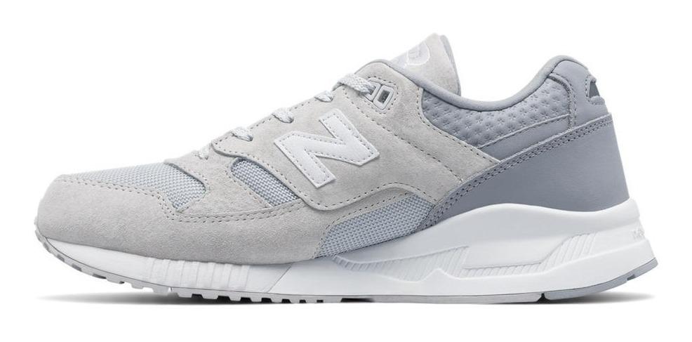 new balance 530 grey suede