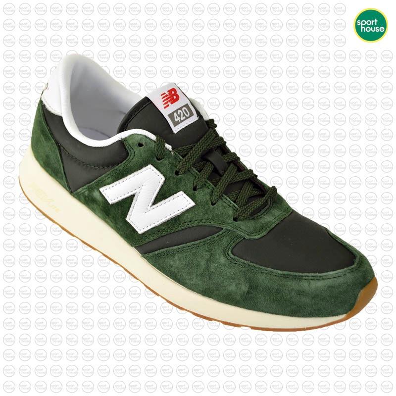 new balance hombre 420 verde