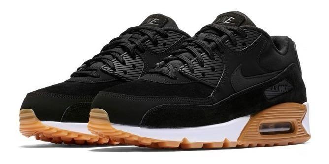 zapatillas de hombre nike air max negras