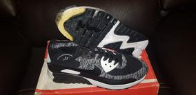 2018 Nuevo Listado Mujer Zapatos Nike AIR MAX 90 FLYKNIT
