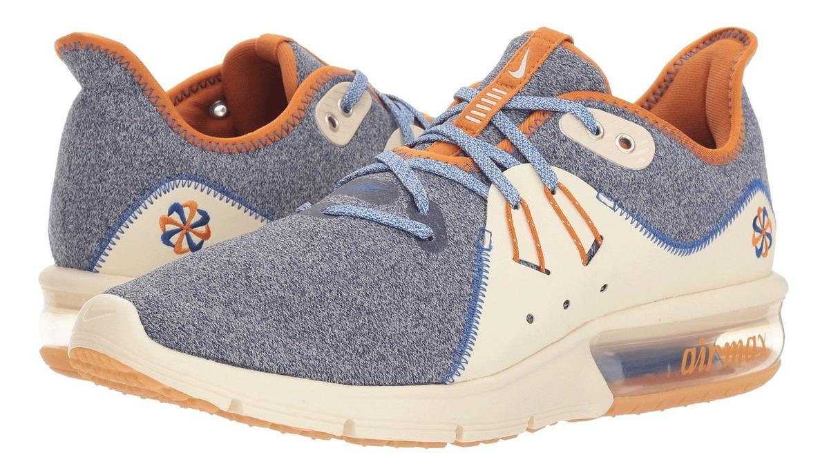 Zapatillas Hombre Nike Air Max Sequent 3 Premium