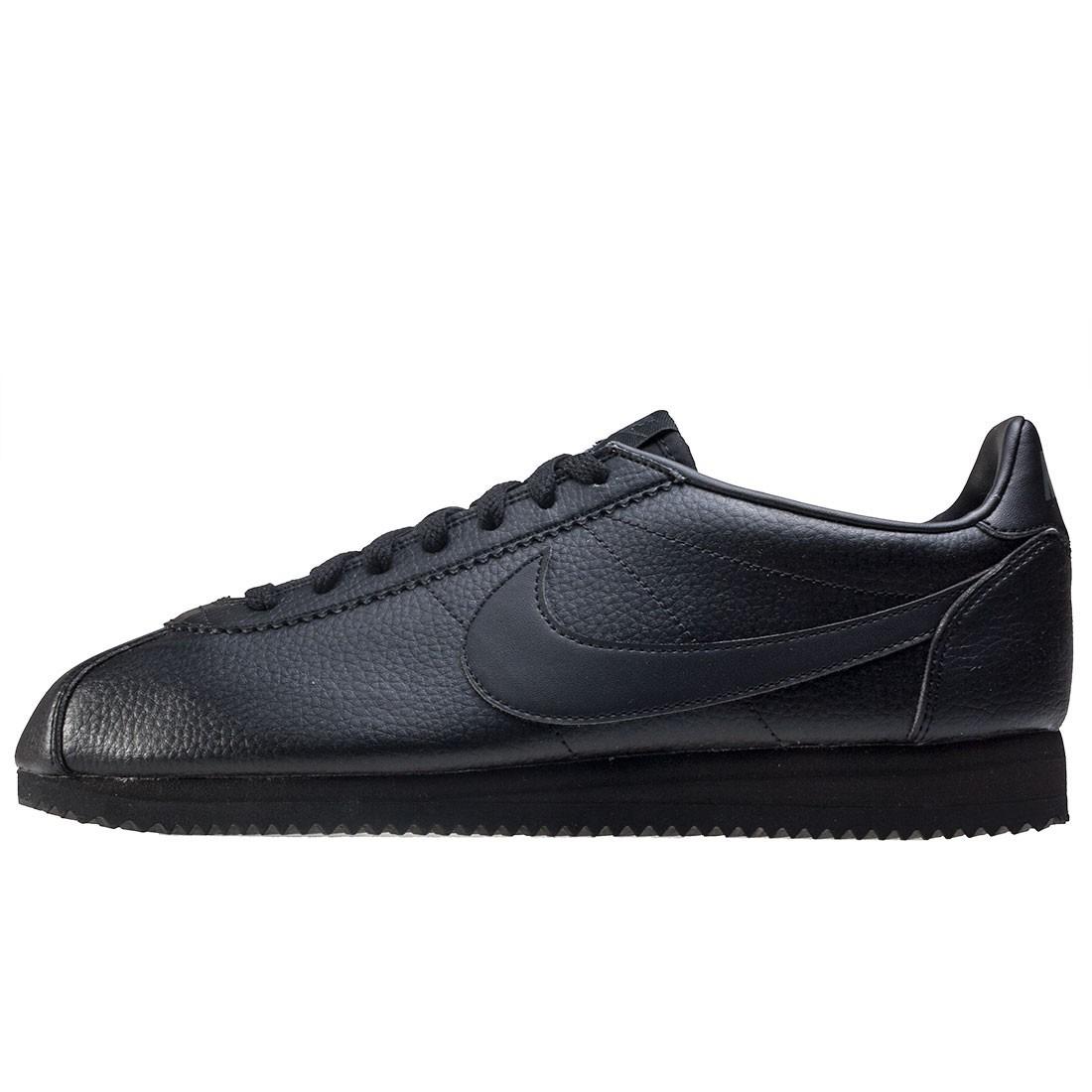a8ea0d9a104 zapatillas hombre nike cortez classic cuero negro nuevo 2018. Cargando zoom.