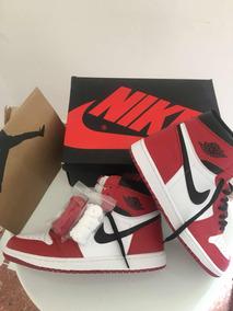 magasin en ligne eaea0 44811 Zapatillas Hombre Nike Jordan Chicago 1 Moda