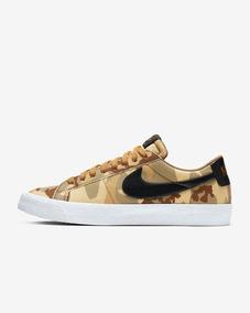 Hombre Nike Blazer Low Canvas Zapatillas Sb nkwOX80P