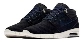Nike Urbanas Azul Janoski Air Hombre Max Sb Zapatillas Mid TKlF1Jc