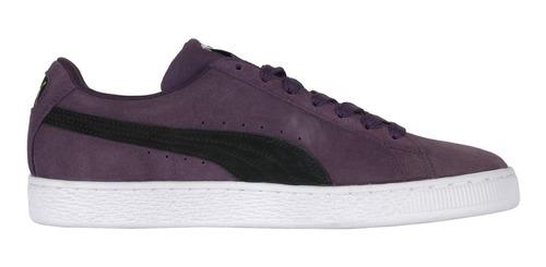 zapatillas hombre puma purple